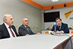 Cənubi Qafqaz politoloqların diskussiya klubu