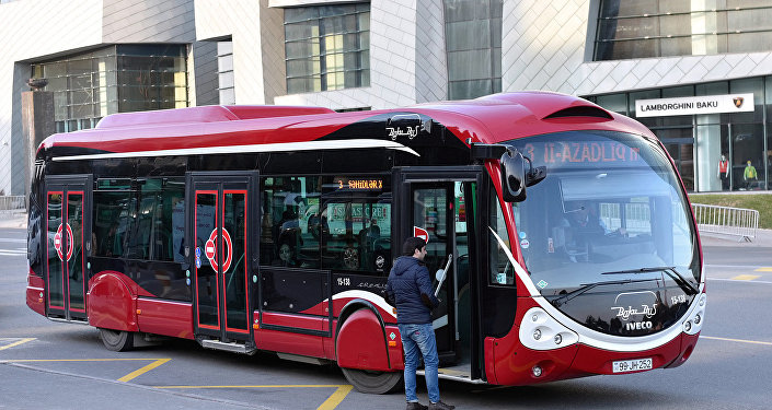BakuBus автобус
