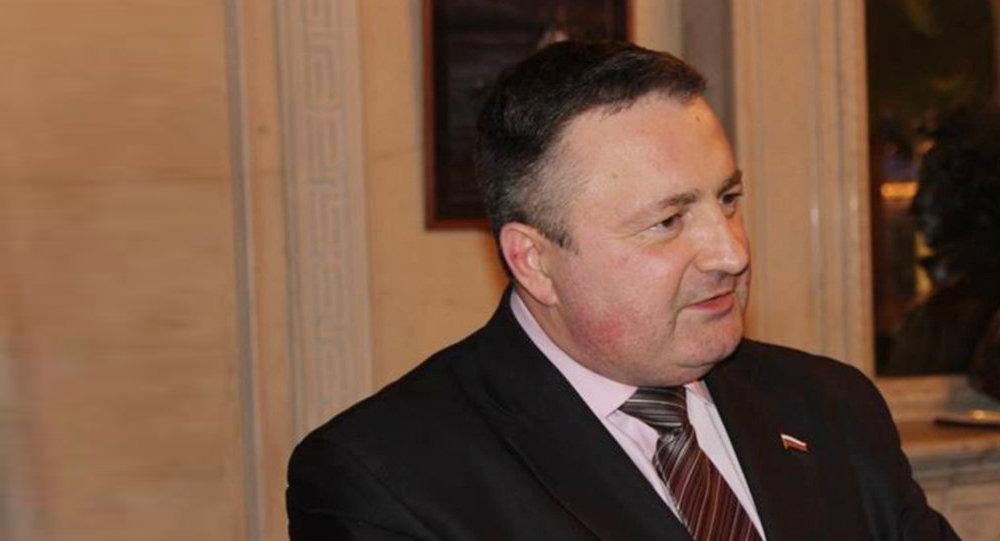 Александр Перенджиев, военный политолог