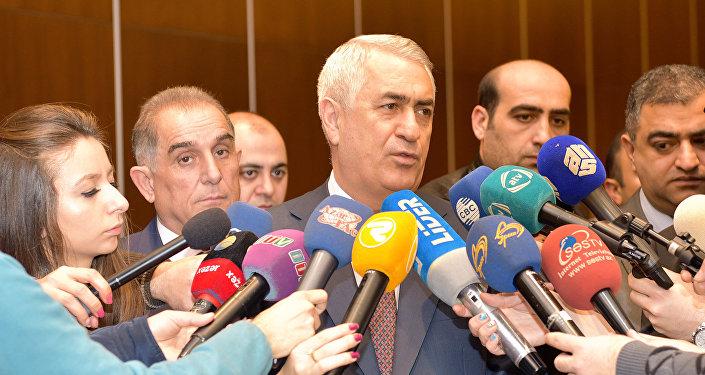 Глава ЗАО Азербайджанские железные дороги