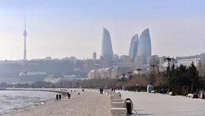 Бакинский национальный приморский парк