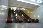 Eskalator, Bakı metrosu