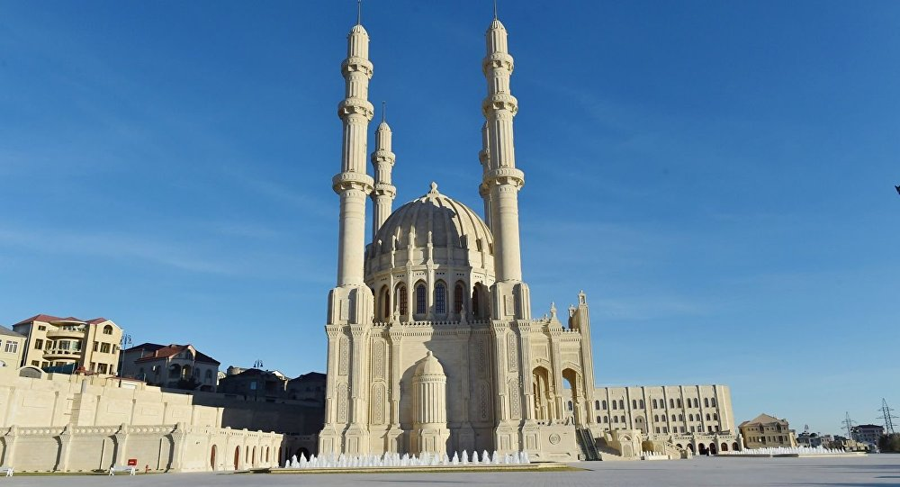 Мечеть Гейдара в Баку