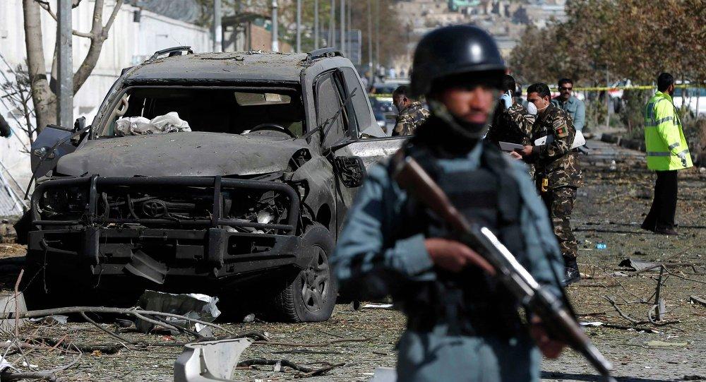 Водной измечетей Кабула произошел взрыв, шесть человек погибли