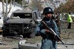 Афганские полицейские, фото из архива