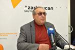 Cahangir Nəcəfov - Azərbaycan SSR Ali Soveti sədrinin keçmiş müşaviri