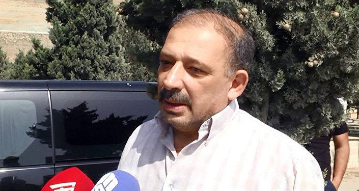 Rauf Mirqədirov, jurnalist