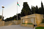 Аллея Шехидов в Баку