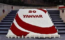 20 Yanvar Şəhidlər xiyabanı