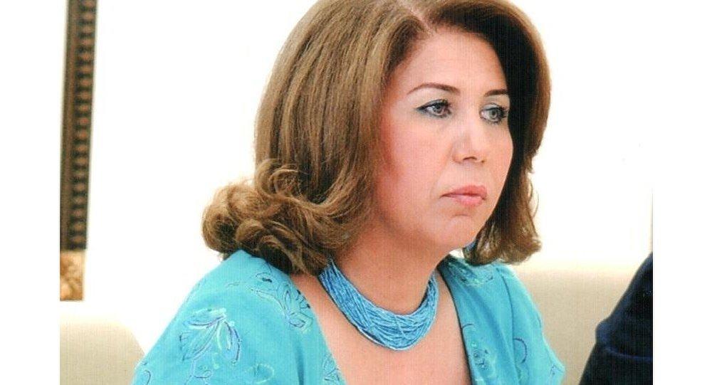 Бахар Мурадова. Архивное фото