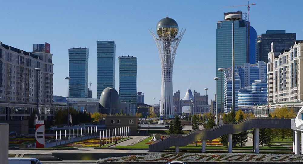 Центр Астаны, Казахстан
