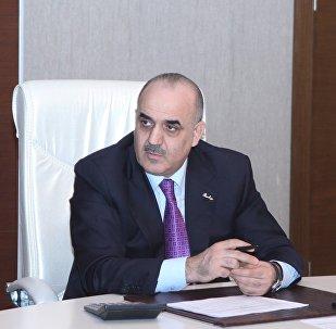 Министр труда и социальной защиты АР Салим Муслимов. Фото пресс-службы Минтруда