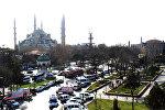 Взрыв на площади Султанахмет. Архивное фото