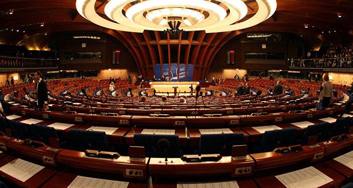 Парламентская-ассамблея Совета Европы, архивное фото