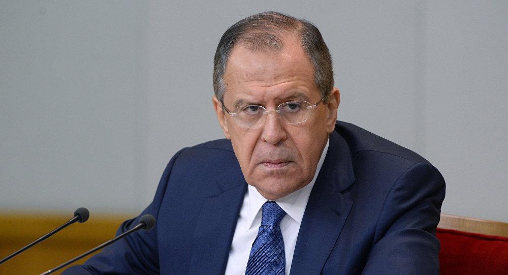 Rusiya XİN rəhbəri Sergey Lavrov
