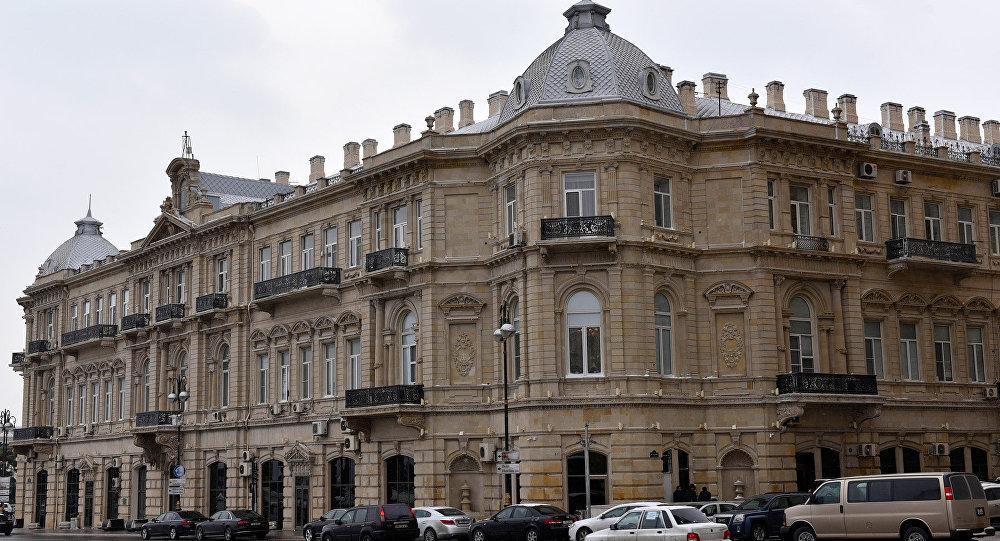 SOCAR-ın baş ofisi
