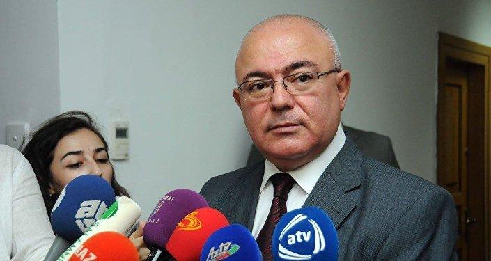 Aydın Əliyev, gömrük komitəsinin sədri