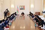 Prezident İlham Əliyevin Azərbaycan gəncləri ilə görüşü