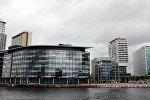 Общий вид на штаб-квартиру BBC