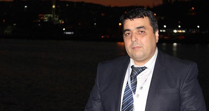 Xaqani Səfəroğlu, jurnalist