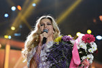 Певица Вера Брежнева