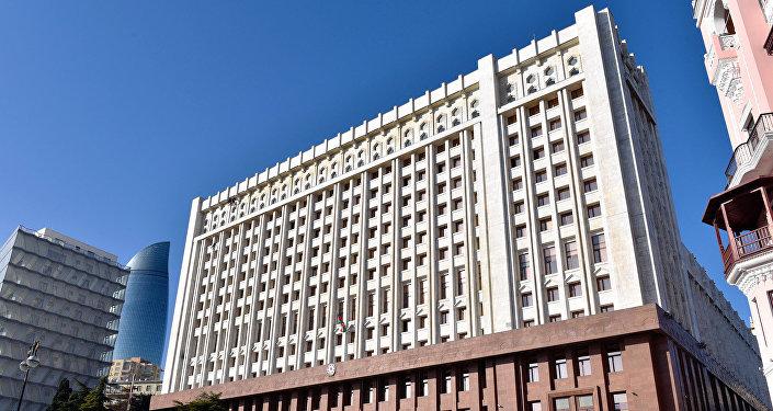 Здание Администрации Президента Азербайджанской Республики