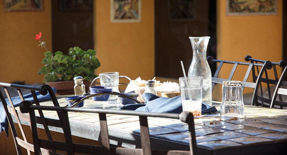 Restoran masası