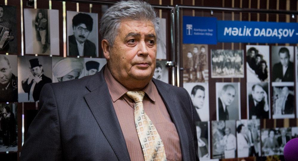 Xalq artisti Rafael Dadaşov
