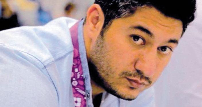 Асеф Зейналлы, спортивный журналист