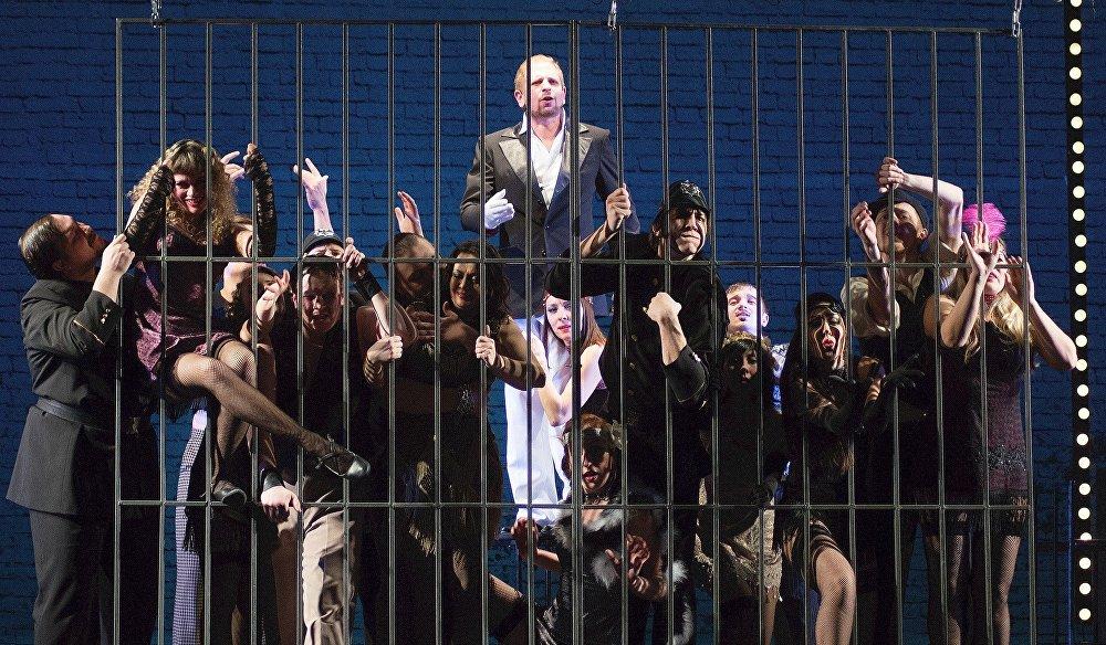 Спектакль Трехгрошовая опера