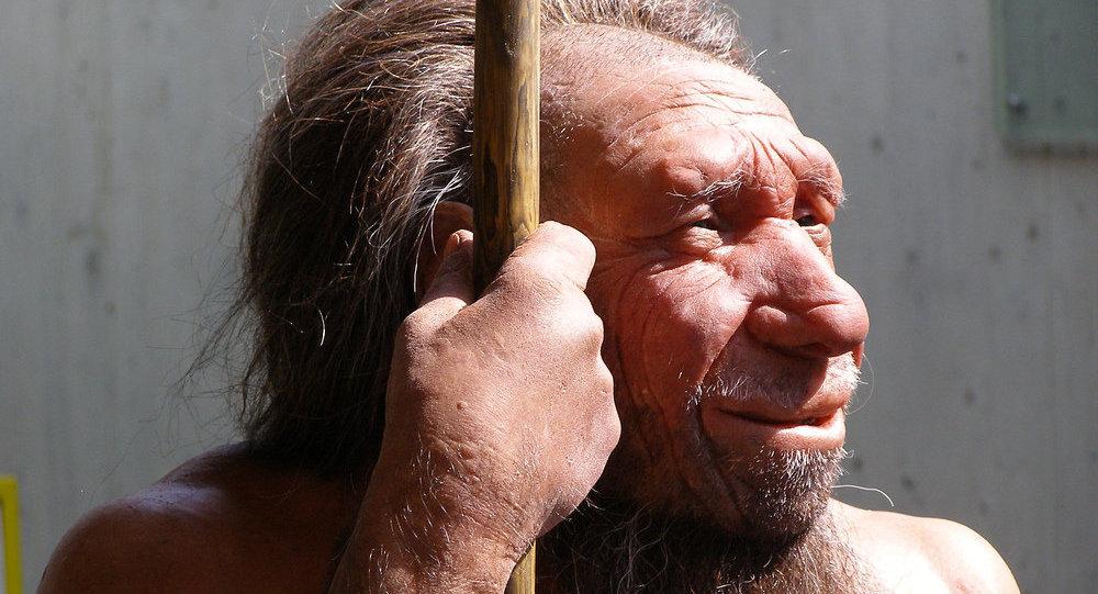 Образ неандертальца