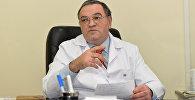 Азад Керимли, главный врач Национального центра онкологии