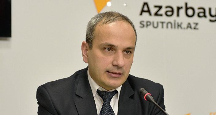 Samir Əliyev, iqtisadçı-ekspert
