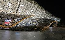 Терминал Международного Аэропорта Гейдара Алиева