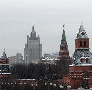 Moskvada Kreml