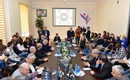 Встреча в Зимней школе мультикультурализма