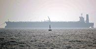Нефтяной танкер в Персидском заливе