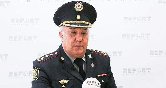 Vaqif Əsədov, Dövlət Yol Polisi İdarəsinin İctimai Əlaqələr Bölməsinin rəisi polis polkovniki