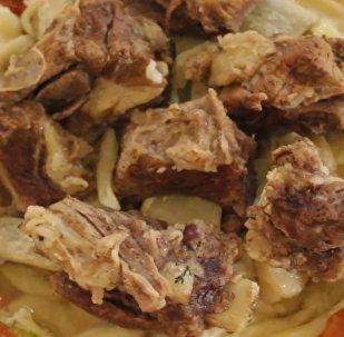 Рецепт традиционного мучного блюда Сюрхюлю