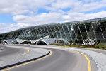Heydər Əliyev Beynəlxalq hava limanı