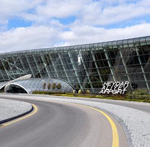 Международный аэропорт Гейдар Алиев в Баку