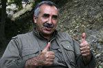 Murat Karayılan, kürd terror təşkilatının liderlərindən biri