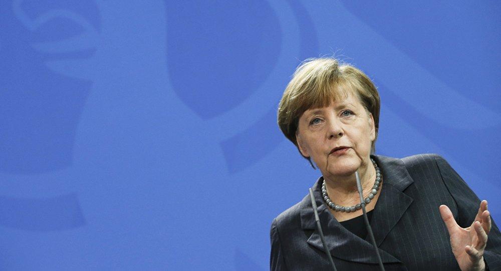 Меркель напомнила президенту Турции означении свободы слова иСМИ
