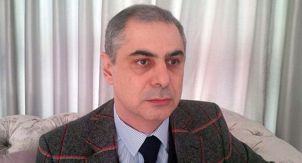 Абдул Нагиев, российский политолог