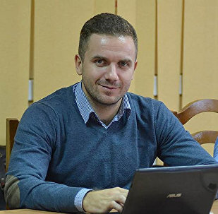 Станислав Притчин, научный сотрудник Центра изучения Центральной Азии и Кавказа Института востоковедения РАН