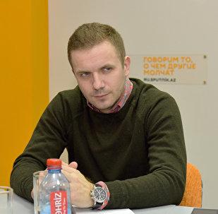 Станислав Притчин, российский политолог