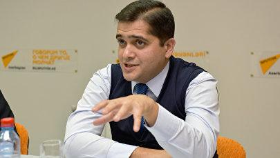 Эльхан Шахингоглу, политолог
