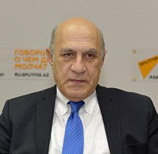 Фикрет Садыхов, политолог