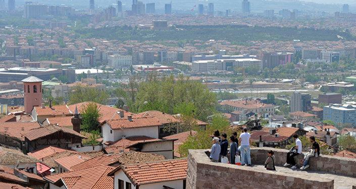 Анкара. Архивное фото