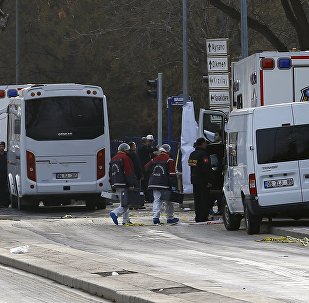 Теракты а Анкаре